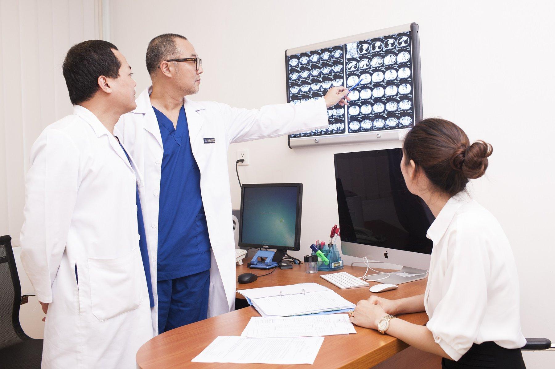 Khám bệnh lý gan mật tại Xét Nghiệm Bình Dương cùng với các chuyên gia đầu ngành