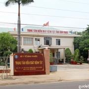 Khoa Tham Vấn Hỗ Trợ Cộng Đồng Bình Phước